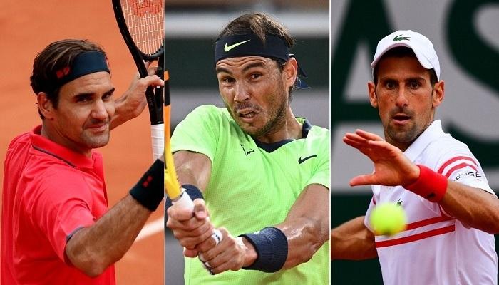 Federer, Nadal, Djokovic into French Open last 32