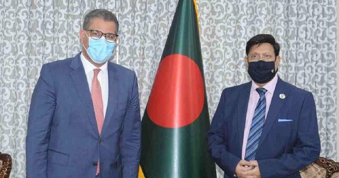 Dhaka, London hopeful of signing climate accord before COP26