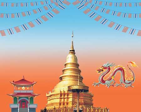 Thai-Chinese Food Fair @ Radisson Blu Dhaka