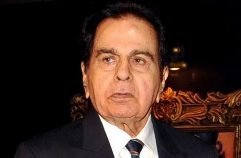 Dilip Kumar admitted to hospital after complaining of breathlessness