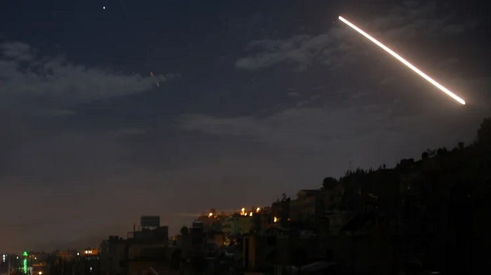 Israeli strikes kill 11 military personnel in Syria