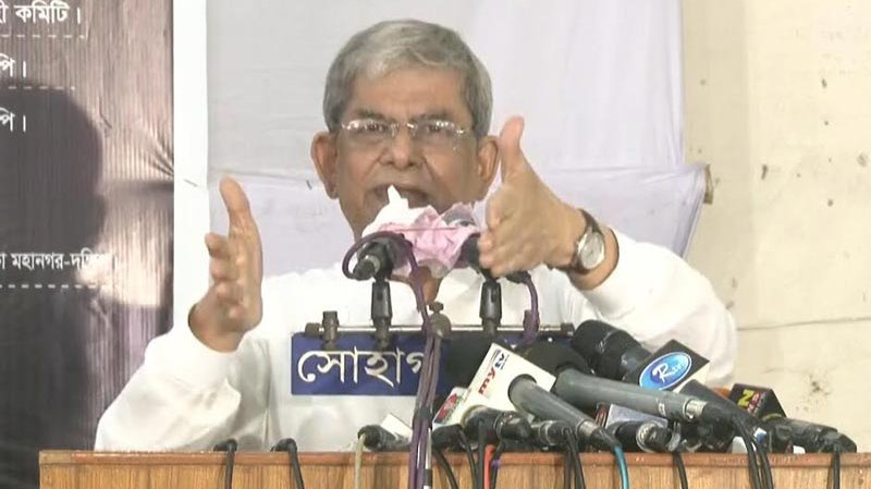 Get ready for movement: Fakhrul to BNP followers