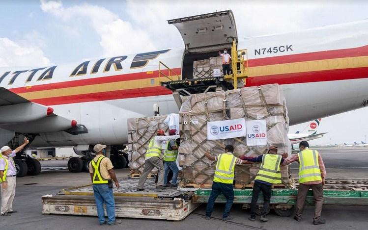 COVID-19: US gives 2nd shipment of medical supplies to Bangladesh