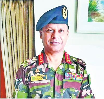 Lt Gen SM Shafiuddin named new Army Chief