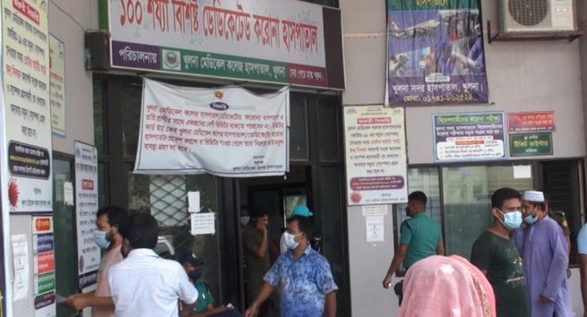 Lockdown extended for another week in Khulna