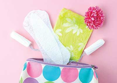 Maintain Menstrual Hygiene