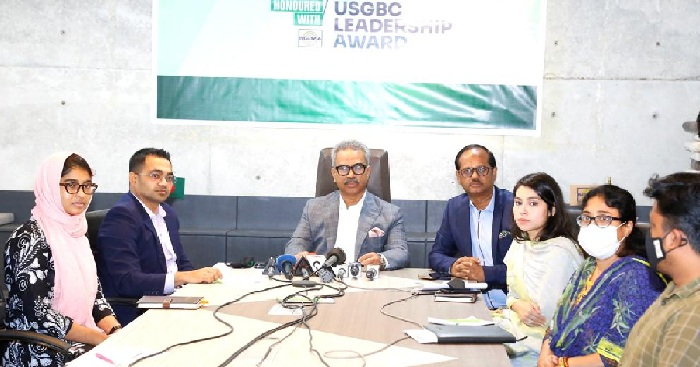 BGMEA gets global recognition for green factories