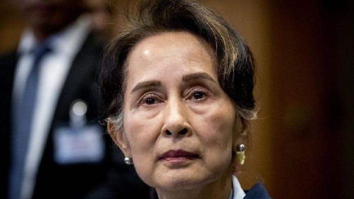 Myanmar's Suu Kyi's sedition trial begins