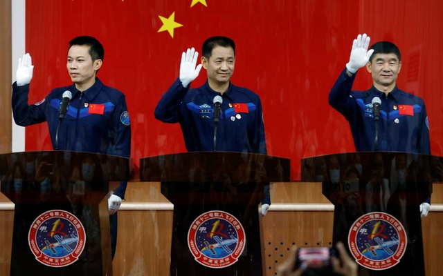 China to launch first crewed space mission in 5yrs