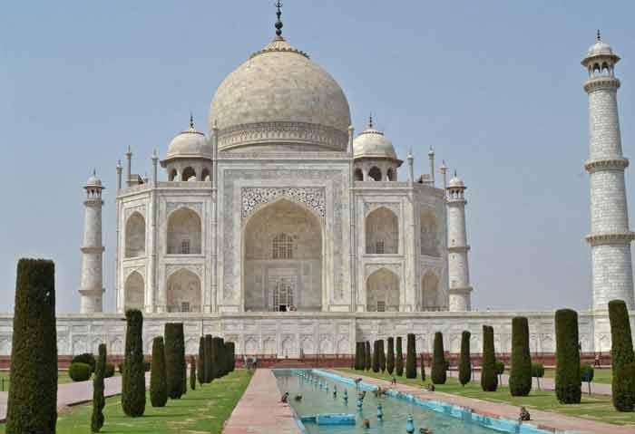 Taj Mahal re-opens for tourists as COVID-19 curbs ease