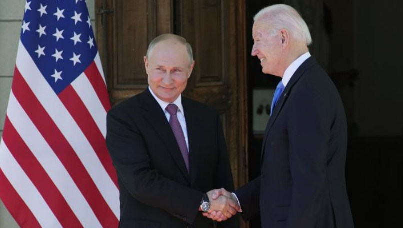 Biden, Putin meet for long-anticipated summit