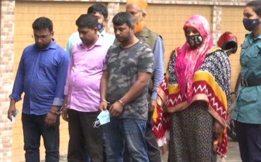 Tk 2.5cr drawn through ATM card forgery, 4 arrested