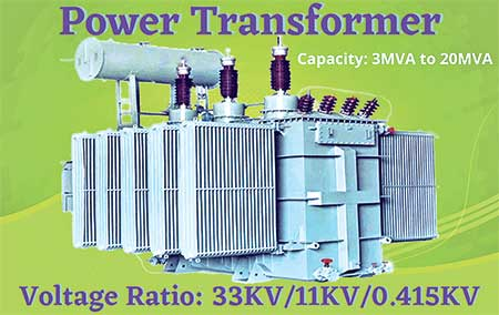 BD power transformer market to rise by 4.2pc CAGR till 2027