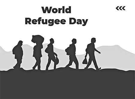 Recognizing refugees in rebuilding their lives