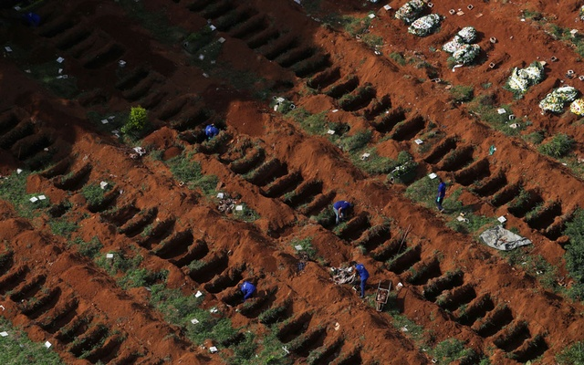 3rd pandemic wave hits as Brazil surpasses half million COVID deaths