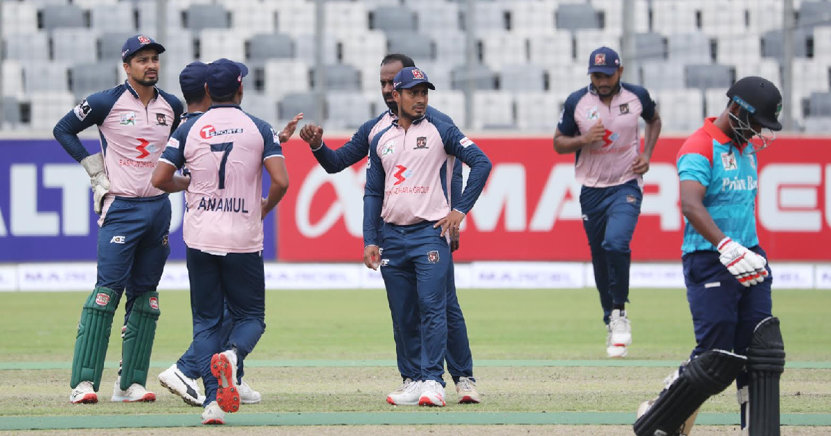 Shykat, Sohan guide Shiekh Jamal to first Super League victory