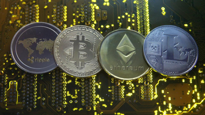 China's central bank urges tougher crackdown on cryptocurrencies