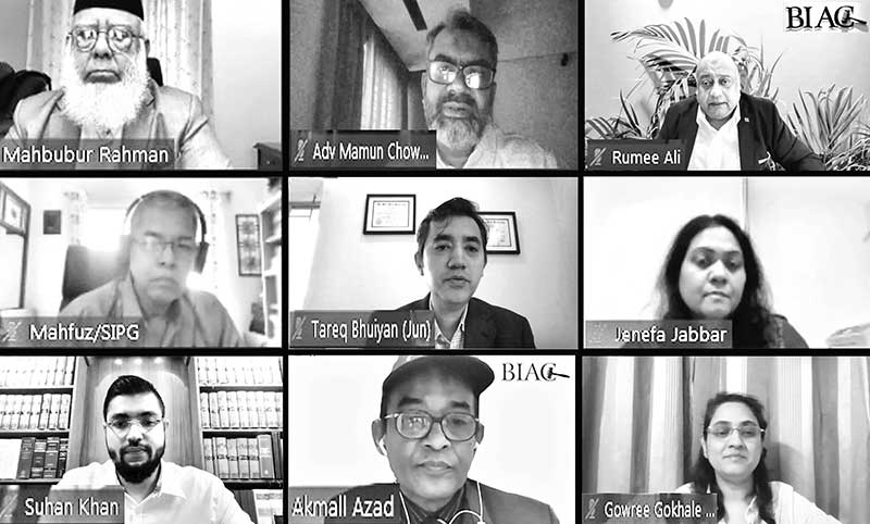 ADR important for achieving achieve SDG- 16: Speakers