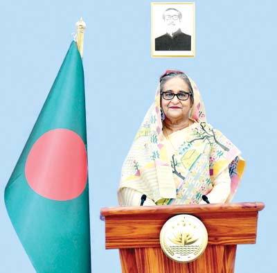 Hasina: Longest serving AL chief leading nation and party
