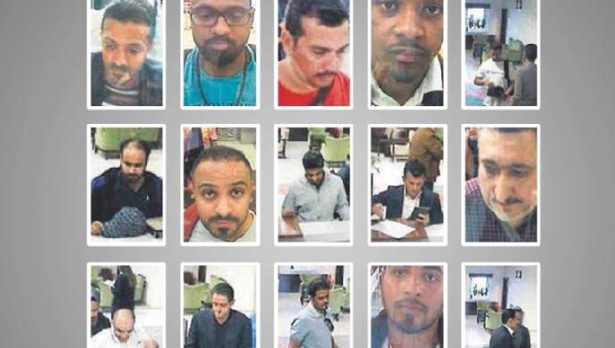 Saudi hit squad members who killed Khashoggi were trained in US: report