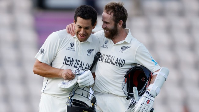 New Zealand crowned World Test champions