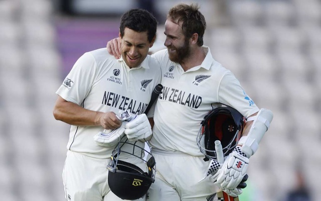 New Zealand batsman Taylor keen to play on after WTC win