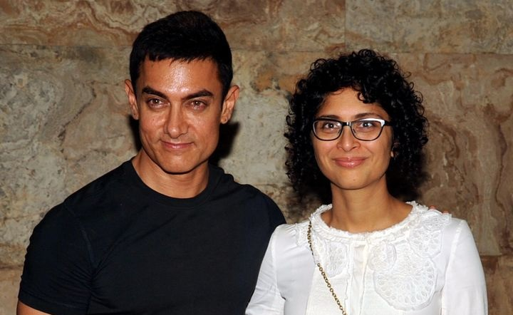 Aamir Khan, wife announce divorce after 15 years of marriage