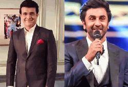 Ranbir Kapoor to play Sourav Ganguly in biopic