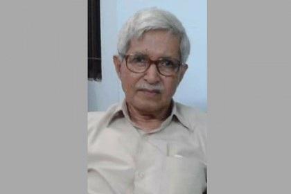 Professor Emeritus of Dhaka University Dr Abdul Matin