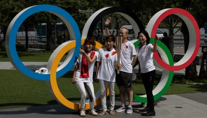 A day after first Covid case, 2 athletes positive in Olympic Village
