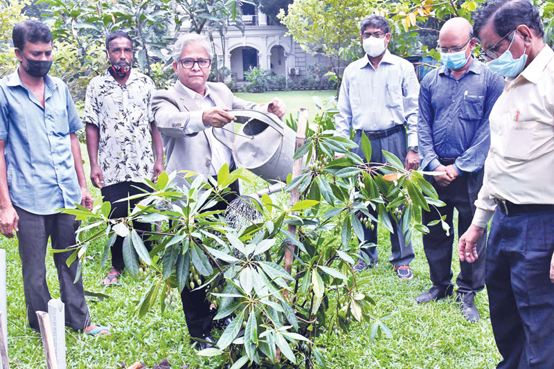 Marking Dhaka University centenary, its Vice-Chancellor Prof Md Akhtaruzzaman