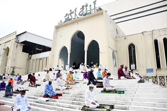 Five Eid Jammat to be held at Baitul Mukarram mosque