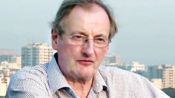 Bangladesh's friend British journalist Simon Dring is no more