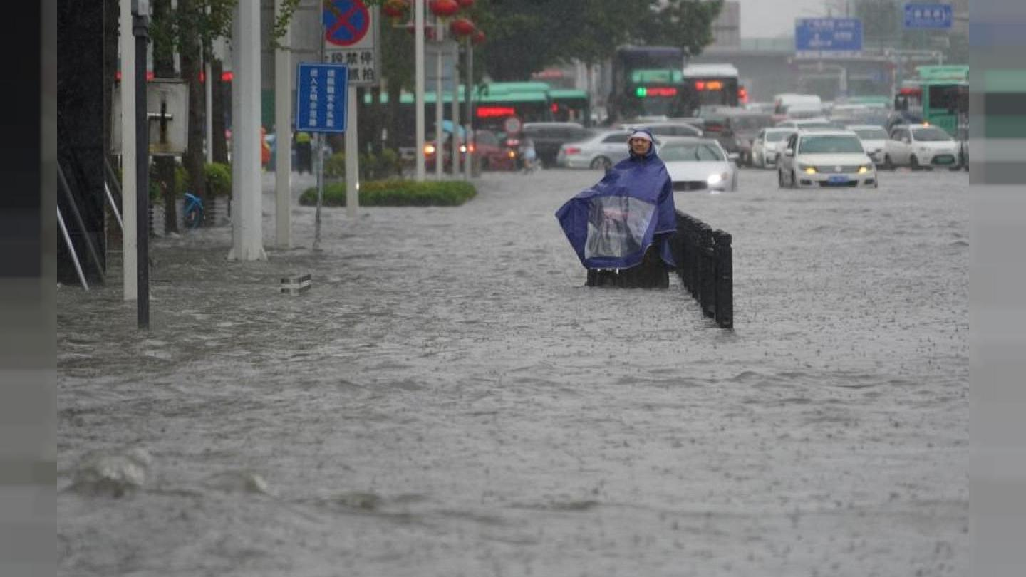 Dozen killed in China's Henan after heavy rainfall, dam collapse risk looms