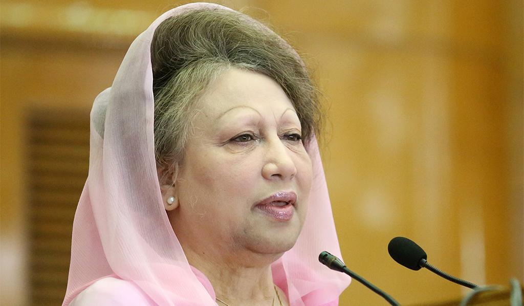 BNP leaders meet Khaleda, exchange Eid greetings