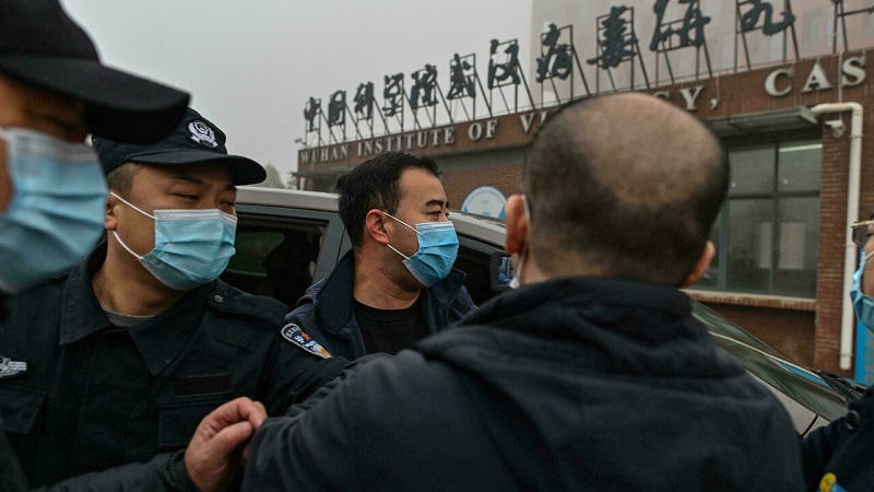 China has in recent days faced accusations from the WHO that it had not shared the necessary raw data during the first phase of the Covid origins investigation Hector RETAMAL AFP/File