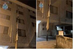 Australia man ties bedsheets together to escape hotel quarantine