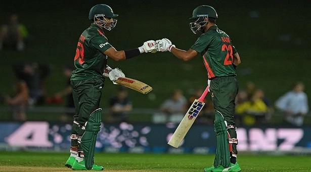 Naim, Soumya set up Tigers' T20 victory