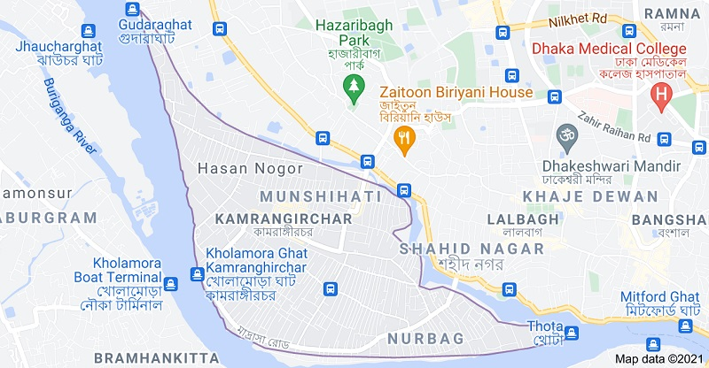 Woman-daughter found dead at Kamrangirchar house; husband detained