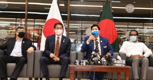 Japan to send over 3m doses of AstraZeneca vaccine: Momen
