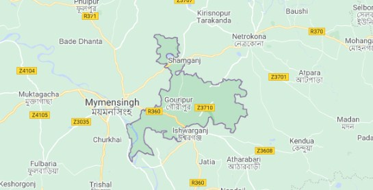 Man killed in road accident at Gouripur
