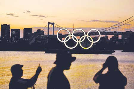 WHO and IOC are playing with lives at the Olympics