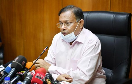 BNP issues contradictory statements over lockdown: Hasan