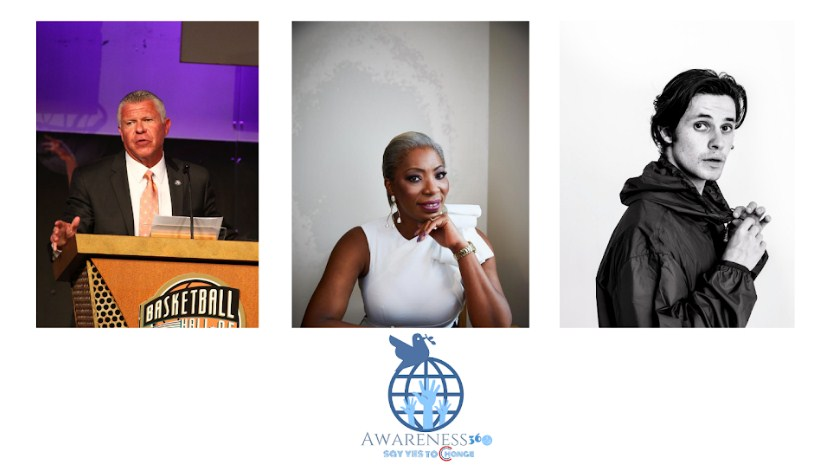 Three globally distinguished figures joined Awareness 360