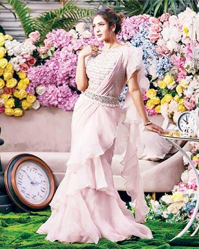 Kimaya an epitome of elegance, glamour and style