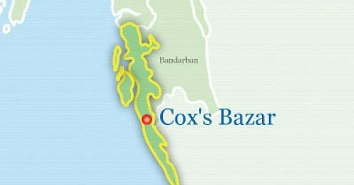 Unidentified body recovered in Cox's Bazar