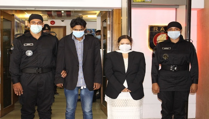Arrested for fraud, Dr Eshita placed on 6-day remand