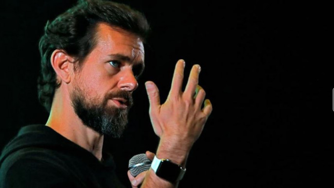 Twitter CEO Jack Dorsey addresses students during a town hall at the Indian Institute of Technology (IIT) in New Delhi, India, November 12, 2018. Photo: Reuters