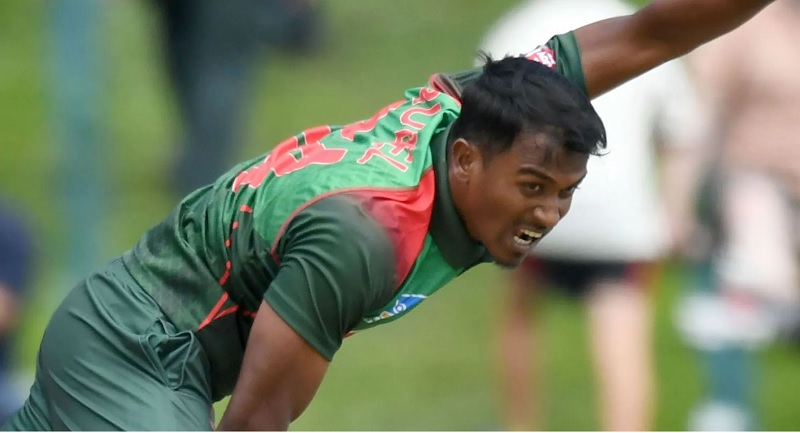 Rubel Hossain. collected photo