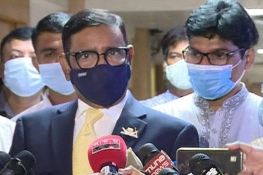 Quader asks BNP to stand by people without making falsehood against govt